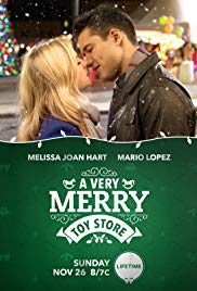 Watch Full Movie :A Very Merry Toy Store (2017)