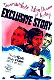 Watch Full Movie :Exclusive Story (1936)