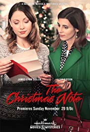 Watch Full Movie :The Christmas Note (2015)