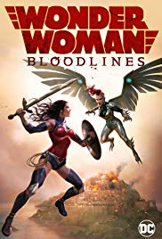 Watch Full Movie :Wonder Woman: Bloodlines (2019)