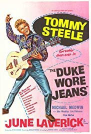 Watch Full Movie :The Duke Wore Jeans (1958)