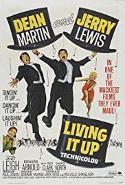Watch Full Movie :Living It Up (1954)