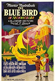 Watch Full Movie :The Blue Bird (1940)