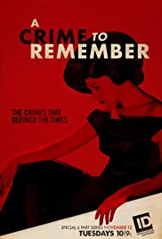 Watch Full Tvshow :A Crime to Remember (2013 )