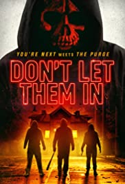 Watch Full Movie :Dont Let Them In (2020)