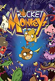Watch Full TV Series :Rocket Monkeys (20122016)