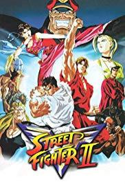 Watch Full TV Series :Street Fighter II: V (1995 )