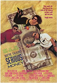 Watch Full Movie :Were Talkin Serious Money (1992)