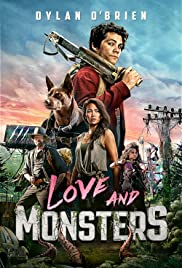 Watch Full Movie :Love and Monsters (2020)