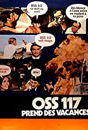 Watch Full Movie :OSS 117 prend des vacances (1970)