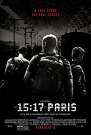 Watch Full Movie :The 15:17 to Paris (2018)