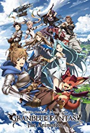 Watch Full TV Series :Granblue Fantasy: The Animation (2017)