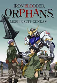 Watch Full TV Series :Mobile Suit Gundam: IronBlooded Orphans (2015)