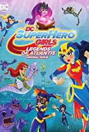 Watch Full Movie :DC Super Hero Girls: Legends of Atlantis (2018)
