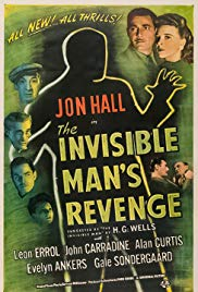 The Invisible Mans Revenge (1944)
