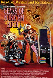 Watch Full Movie :Class of Nuke Em High (1986)