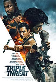 Watch Full Movie :Triple Threat (2019)