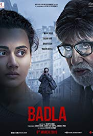 Watch Full Movie :Badla (2019)