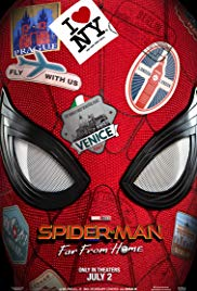 Watch Full Movie :SpiderMan: Far from Home (2019)