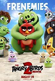 Watch Full Movie :The Angry Birds Movie 2 (2019)