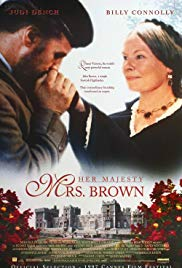 Watch Full Movie :Mrs Brown (1997)