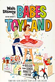 Watch Full Movie :Babes in Toyland (1960)