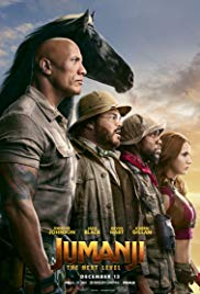Watch Full Movie :Jumanji: The Next Level (2019)