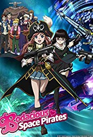 Watch Full TV Series :Bodacious Space Pirates (2012 )