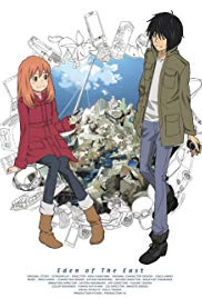 Watch Full TV Series :Eden of the East (2009)