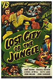 Watch Full Movie :Lost City of the Jungle (1946)