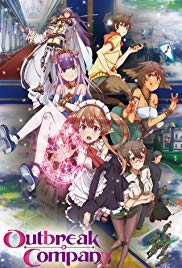 Watch Full TV Series :Outbreak Company (2013 )