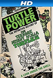 Turtle Power: The Definitive History of the Teenage Mutant Ninja Turtles (2014)
