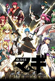 Watch Full TV Series :Magi: The Labyrinth of Magic (20122013)