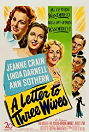 Watch Full Movie :A Letter to Three Wives (1949)