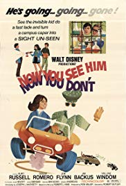 Watch Full Movie :Now You See Him, Now You Dont (1972)