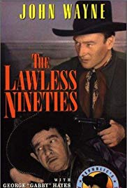 Watch Full Movie :The Lawless Nineties (1936)