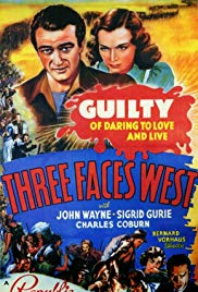 Watch Full Movie :Three Faces West (1940)